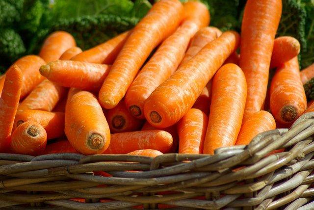 carrots - морковь